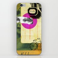 Play Hide And Seek With … iPhone & iPod Skin