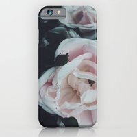 iPhone & iPod Case featuring Vintage Flowers by C O R N E L L