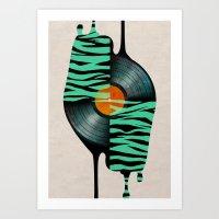 Vinyle Art Print