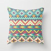 Ultimate Navaho Throw Pillow