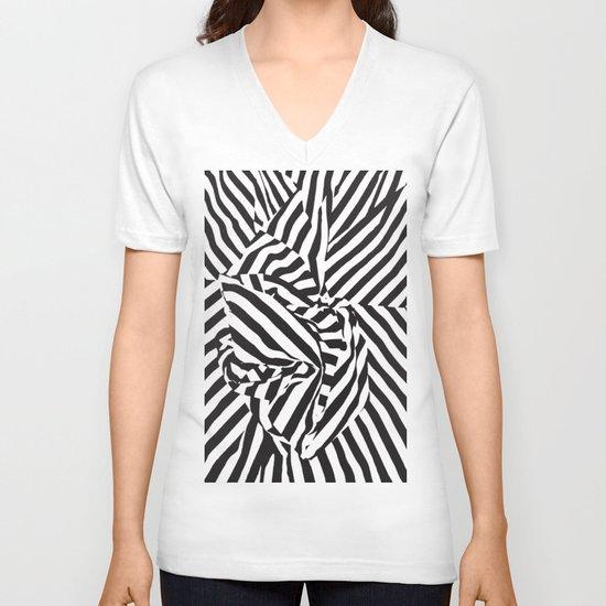Op Heart V-neck T-shirt