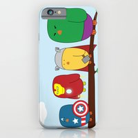 The Avengers iPhone 6 Slim Case