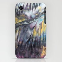 iPhone 3Gs & iPhone 3G Cases featuring Fusion by The Painted Psyche