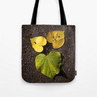 Leaf Love No.2 Tote Bag