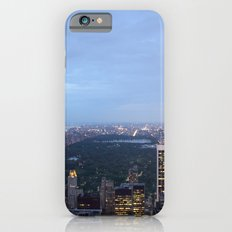 Central Park View from Rockefeller Centre iPhone 6 Slim Case