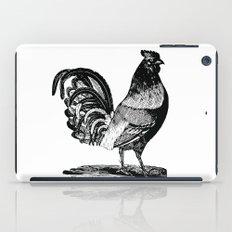 Vintage Rooster #1 iPad Case