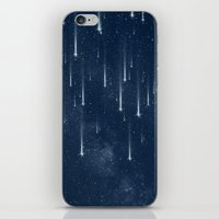 Wishing Stars iPhone & iPod Skin