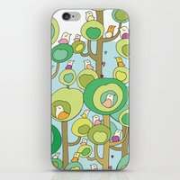 Trees Make Everything Better iPhone & iPod Skin