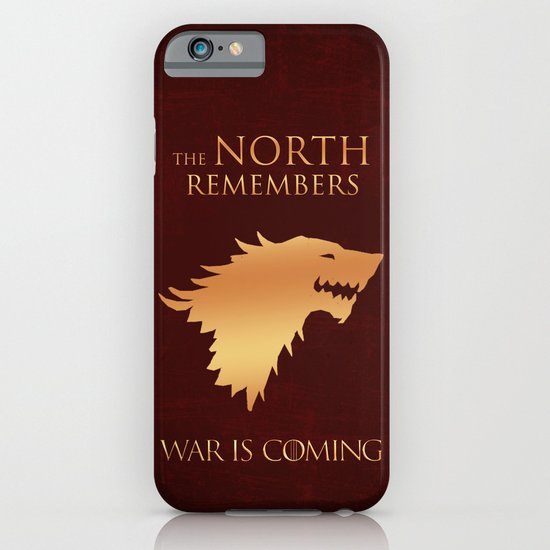 Game Of Thrones 09 iPhone & iPod Case