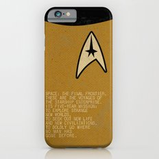 Space: The Final Frontier... iPhone 6s Slim Case