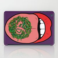 WORMS! iPad Case