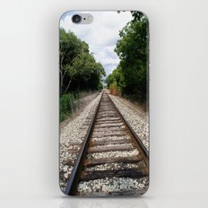 Down The Track (2) iPhone & iPod Skin