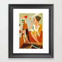 Natalia Correia Framed Art Print