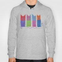 RAINBOW CATS Hoody