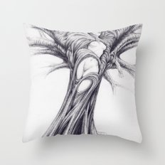 Driade 2 Throw Pillow