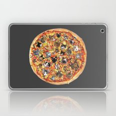 If the internet was a pizza... Laptop & iPad Skin