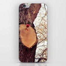 arrow through the heart iPhone & iPod Skin