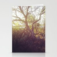 Love All,  Trust A Few, … Stationery Cards