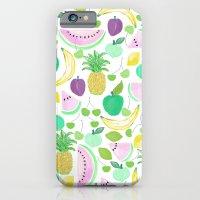 Fruit Punch Retro 2 iPhone 6 Slim Case
