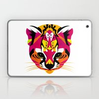 Güiña 02 Laptop & iPad Skin