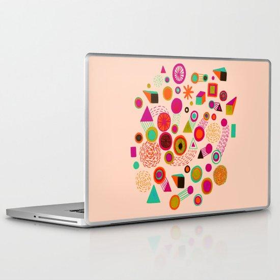Galaxies III Laptop & iPad Skin