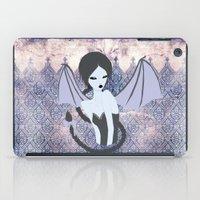 Demon Girl II iPad Case
