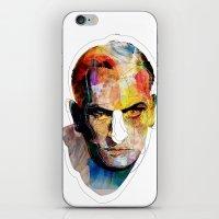 White Nose iPhone & iPod Skin