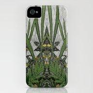 Plants iPhone (4, 4s) Slim Case