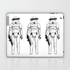 Anonymous Disposables #1 Laptop & iPad Skin