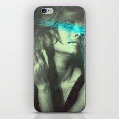 Untitled Woman iPhone & iPod Skin