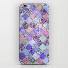 Royal Purple, Mauve & In… iPhone & iPod Skin