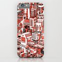 City Machine iPhone & iPod Case