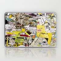Shredded  Laptop & iPad Skin