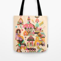 Structura 4 Tote Bag