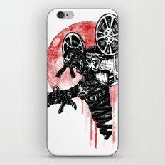 A Film By The Mummy iPhone & iPod Skin