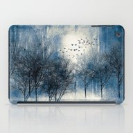 iPad Case featuring Paisaje Y Color (azul) by Viviana Gonzalez