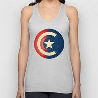 Captain Unisex Tank Top