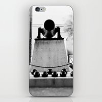 Staring Down The Barrel.… iPhone & iPod Skin