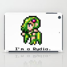 I'm A Rydia (not a Carrie) iPad Case