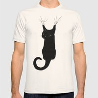 Hang Mens Fitted Tee Natural SMALL