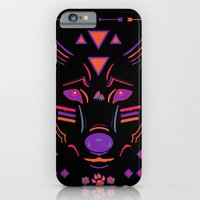 Eighties Wolf iPhone 6 Slim Case