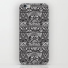 Pug  Tribal iPhone & iPod Skin