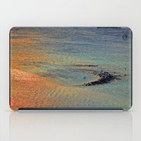 Colors of the Caribbean iPad Case