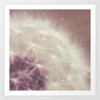 Fairydust Art Print