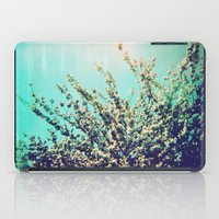 Holga Flowers I  iPad Case