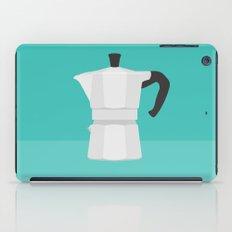 #67 Bialetti iPad Case
