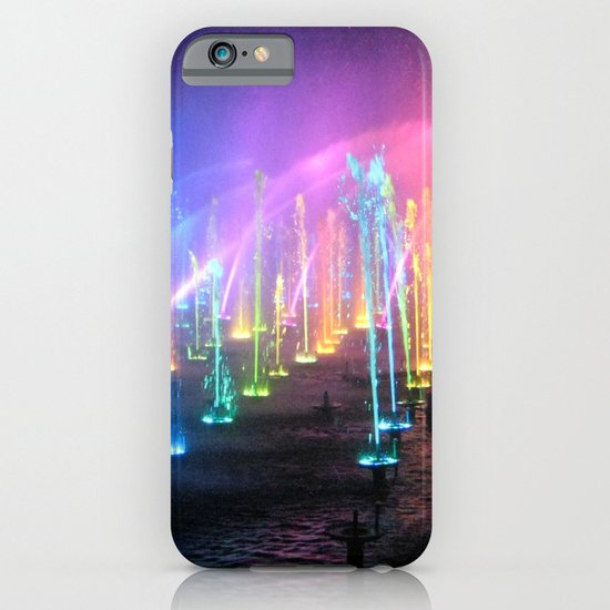 Lights in the Water iPhone & iPod Case