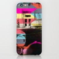 colorful confusion iPhone 6 Slim Case