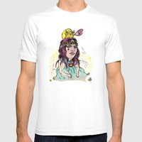 Summer's Daydream Mens Fitted Tee White SMALL