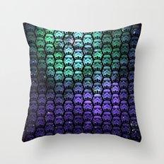 Galactic Empire Stormtro… Throw Pillow